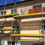 Sanierung Fassade Rebbergstrasse ZH