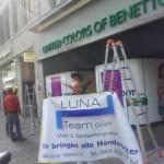 Benetton Rennweg Totalsanierung